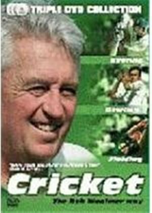 Cricket - The Bob Woolmer Way(3 Disc)