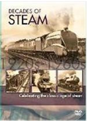 Decades Of Steam (5 Disc)