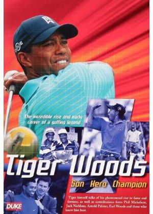 Tiger Woods - Son  Hero  And Champion