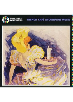 Various Artists - French Cafe Accordion Music (Music CD)
