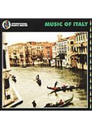 Various Artists - Music Of Italy (Music CD)