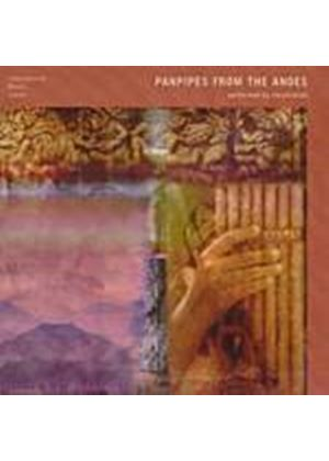 Various Artists - Panpipes From The Andes (Music CD)