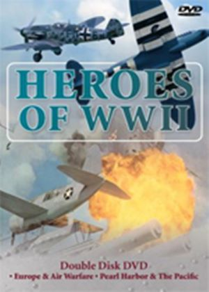 Heroes Of World War 2 (WWII) (2 Disc)
