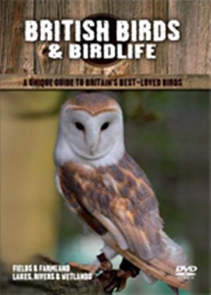 British Birds - Fields And Farmlands / Lakes, Rivers And Wetlands