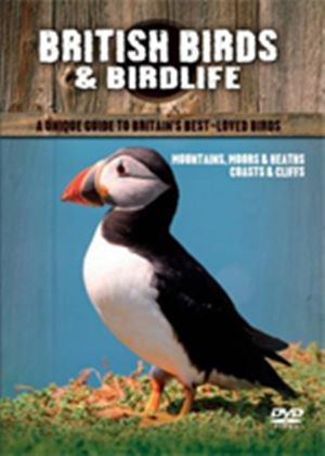 British Birds - Mountains, Moors And Lakes / Coasts And Cliffs