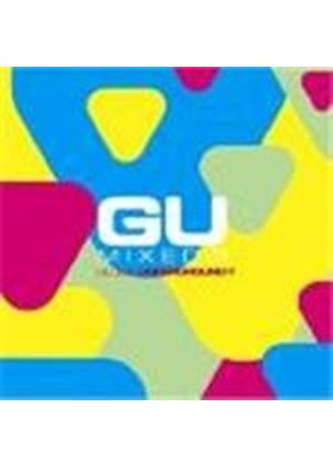 Various Artists - GU Mixed 3 (4CD Landscape Pack)