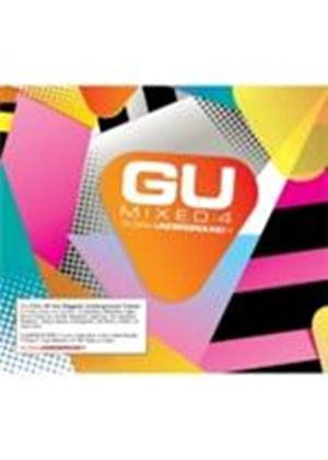 Various Artists - GU Mixed Vol.4 [Digipak] (Music CD)