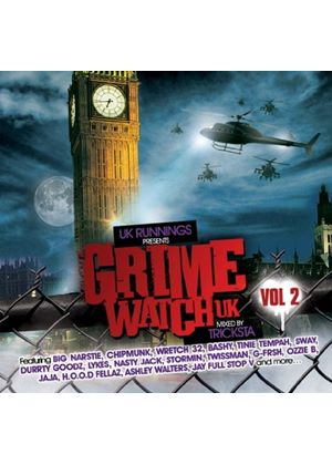 Various Artists - Grimewatch UK Vol.2 (Music CD)
