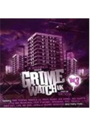 UK Runnings - Grimewatch Vol.3 (Music CD)