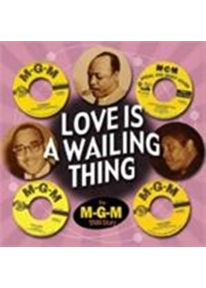 Various Artists - Love Is A Wailing Thing (Music CD)
