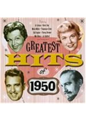 Various Artists - Greatest Hits Of 1950, The (Music CD)