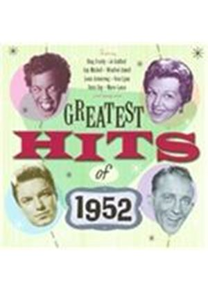 Various Artists - Greatest Hits Of 1952, The (Music CD)