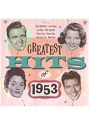 Various Artists - Greatest Hits Of 1953, The (Music CD)