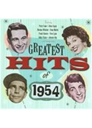 Various Artists - Greatest Hits Of 1954, The (Music CD)