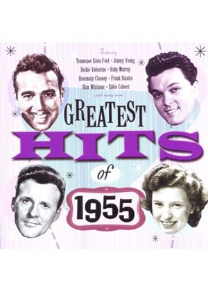 Various Artists - Greatest Hits Of 1955, The (Music CD)
