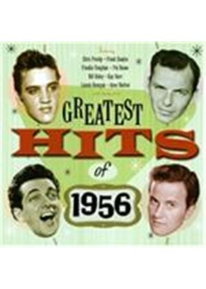 Various Artists - Greatest Hits Of 1956, The (Music CD)
