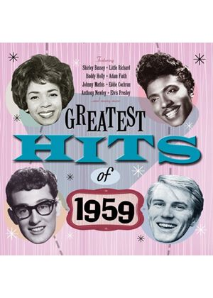 Various Artists - Greatest Hits Of 1959, The (Music CD)