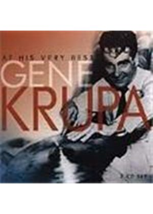Gene Krupa - At His Very Best