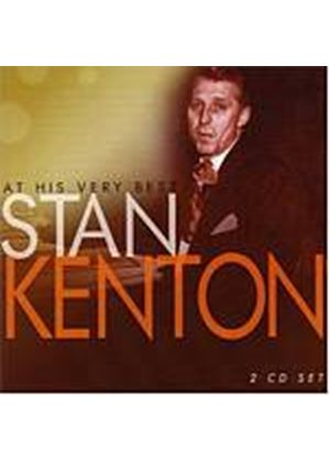Stan Kenton - At His Very Best (Music CD)
