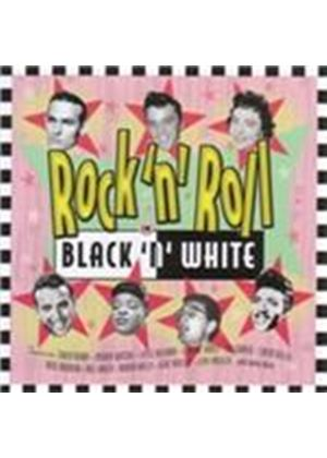 Various Artists - ROCK'N'ROLL IN BLACK'N'WHITE 2CD
