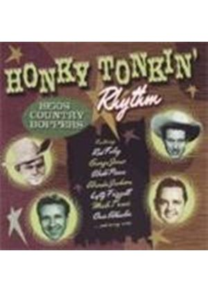 Various Artists - Honky Tonking Rhythm - 1950s Country Boppers (Music CD)