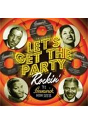 Various Artists - Let's Get The Party Rockin' (Music CD)