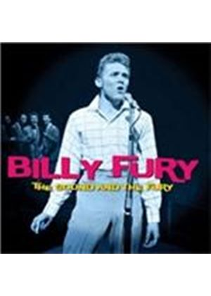 Billy Fury - Sound And The Fury, The (Music CD)