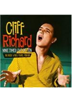 Cliff Richard - Nine Times Out Of Ten (Rock 'n' Roll Years) (Music CD)