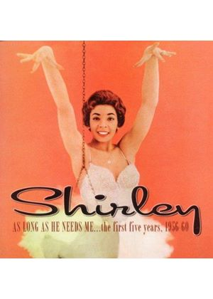 Shirley Bassey - As Long as He Needs Me...The First Five Years, 1956-60 (Music CD)