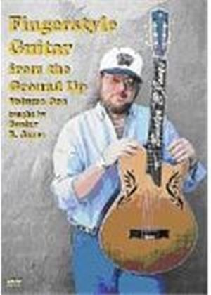 Fingerstyle Guitar From The Ground Up Vol 1 (DVD)