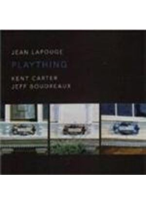 Jean Lapouge - Plaything (Music CD)