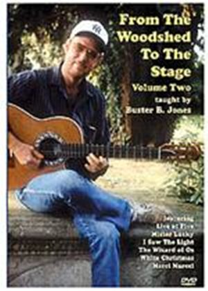 From The Woodshed To The Stage Vol.2