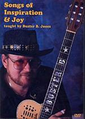 Buster B. Jones - Songs Of Inspiration And Joy