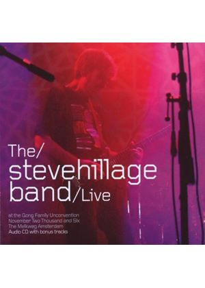 Steve Hillage Band - Gong Unconvention (Amsterdam 2006) (Music CD)