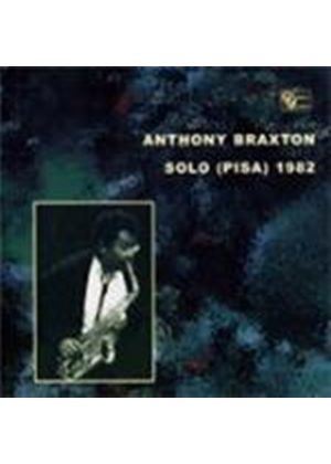 Anthony Braxton - SOLO PISA 1982