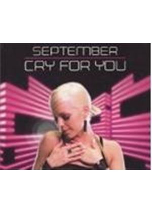 SEPTEMBER - Cry For You [CD2]