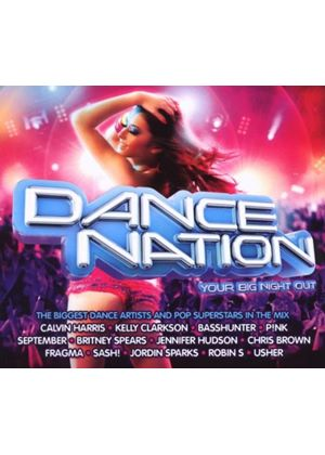 Various Artists - Dance Nation Vol.1 (Music CD)