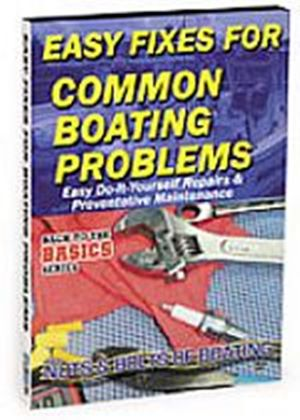 Easy Fixes To Common Boating Problems