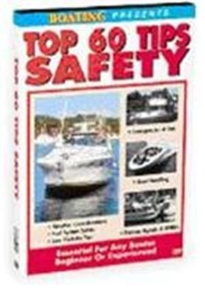 Boating Safety - Top 60 Tips