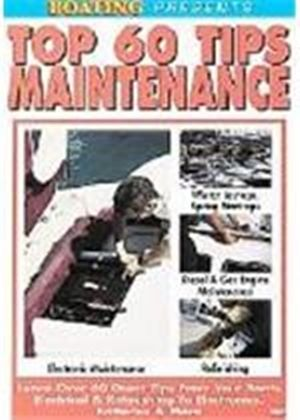 Boating Maintainance - Top 60 Tips