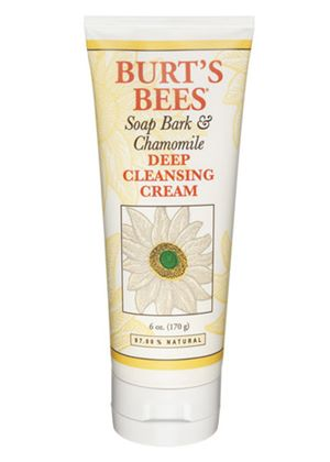 Soap Bark and Chamomile Deep Cleansing Cream 170g