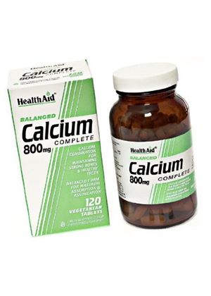 Calcium Complete 800mg - 120 Tablets