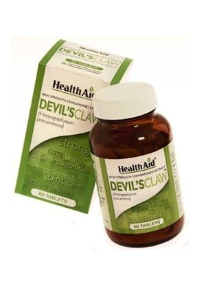 Devil's Claw 500mg - 60 Tablets