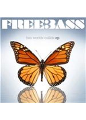 Freebass - Two Worlds Collide (Music CD)