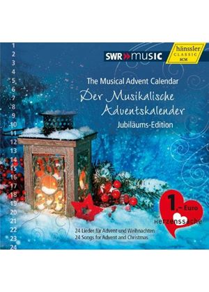 Musical Advent Calendar: Jubiläums-Edition (Music CD)