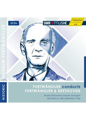 Furtwängler conducts Furtwängler & Beethoven (Music CD)