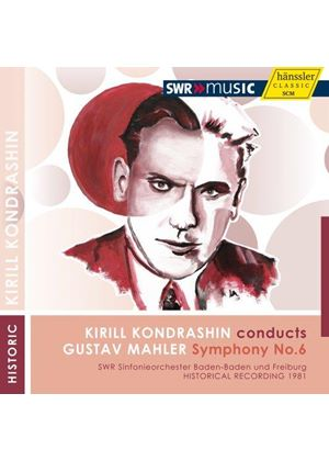 Mahler: Symphony No. 6 (Music CD)