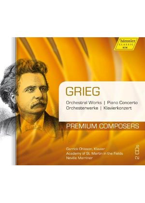 Grieg: Orchestral Works (Music CD)