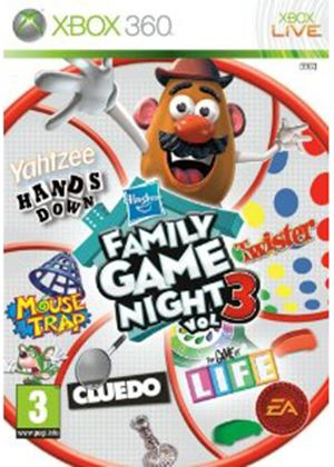 Hasbro Family Game Night - Vol 3 (XBox 360)