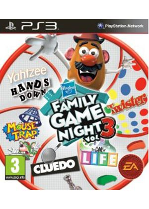 Hasbro Family Game Night - Vol 3 (PS3)